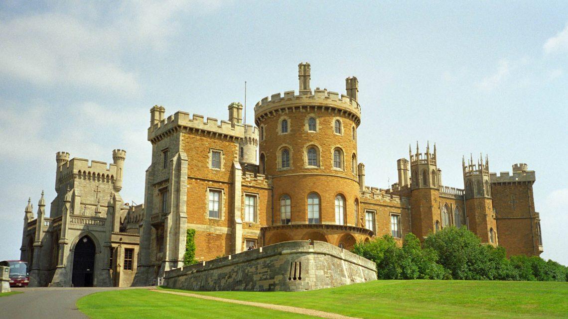 Belvoir Castle leicestershire
