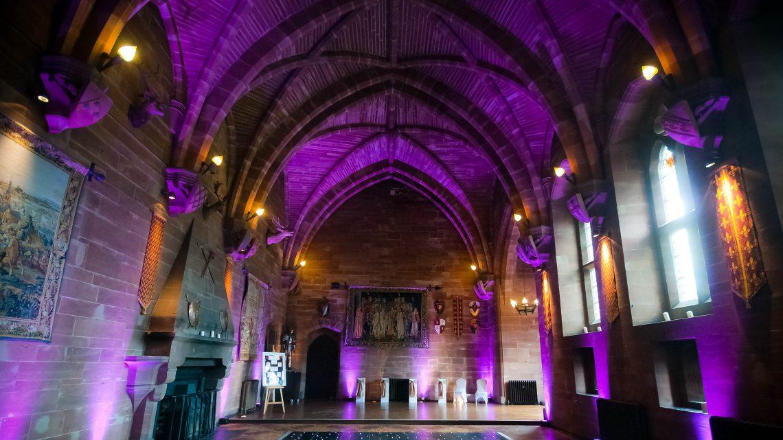 Peckforton Castle. Wedding Venue Cheshire
