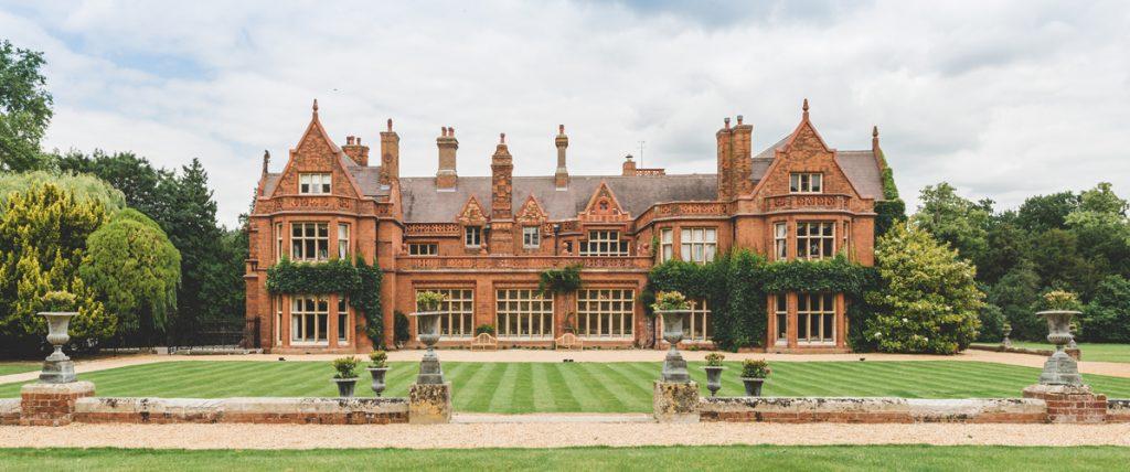 Holmewood Hall Cambridge Wedding Venue