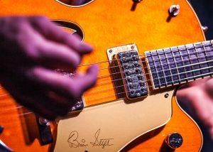 The Houndogs Guitar Photo
