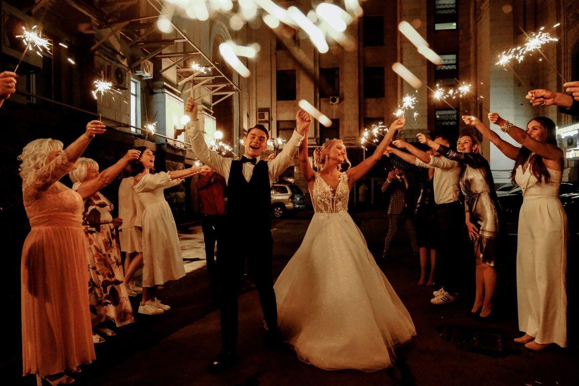 Wedding Dance - Bride and Groom