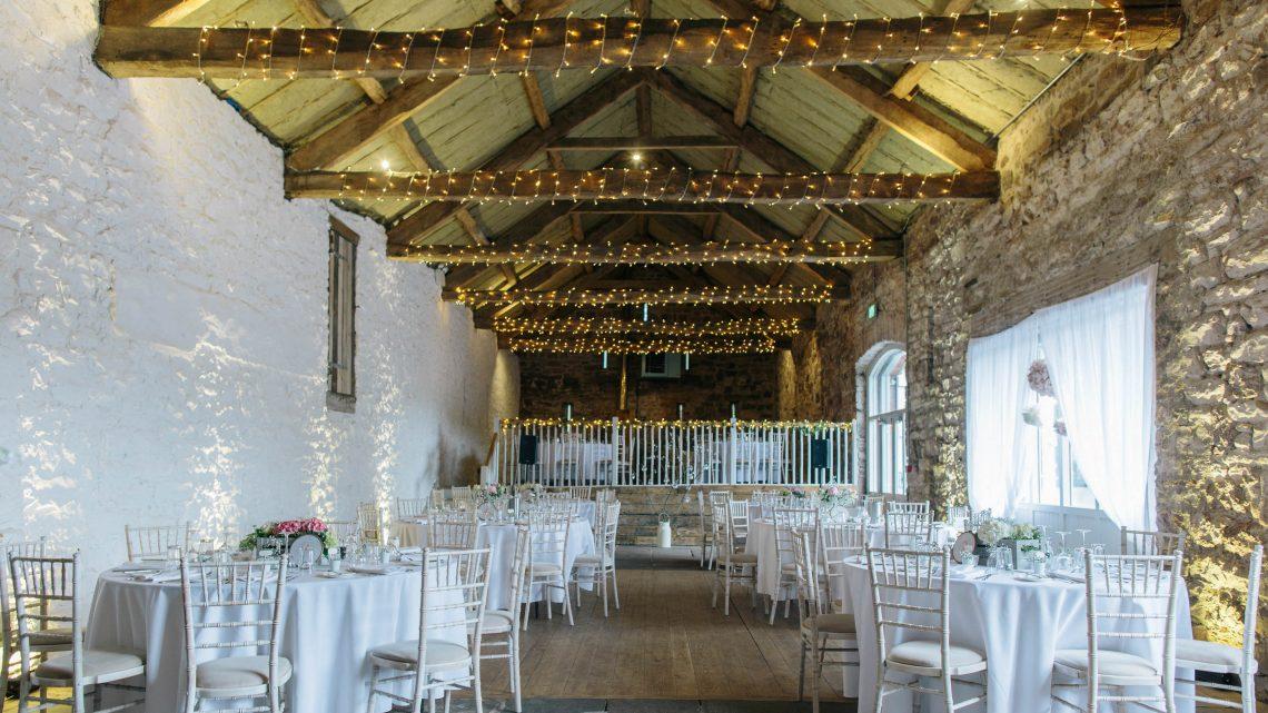 Askham Hall Barn Venue Cumbria