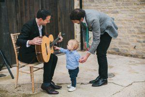 Guitarist - wedding child