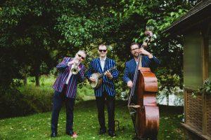 Burgundy Street Stompers - Trad Jazz Band - Trio option