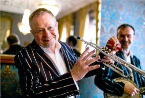 Burgundy Street Stompers - Trumpet