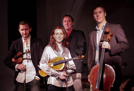 cheshire string quartet