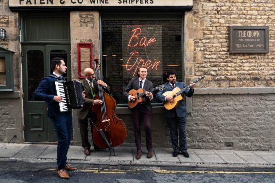 Djingo Django - Gypsy Jazz Band