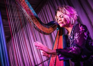 Eleanor Turner Harpist - Live