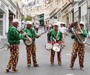 Fidgety Feet Jazz Band - Harlequins