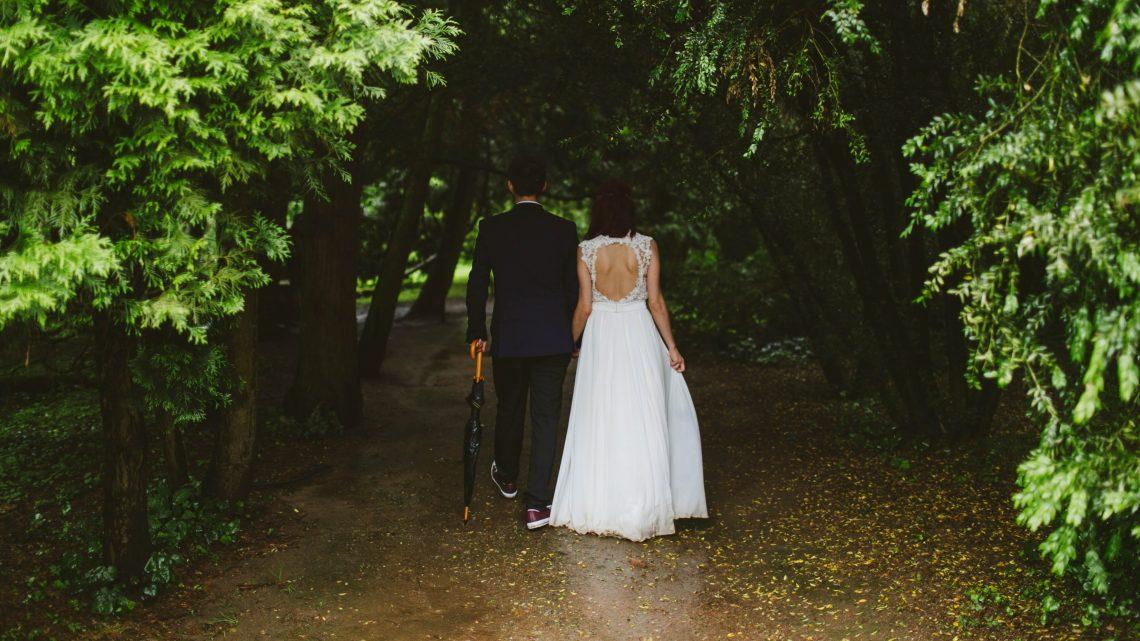 Wedding Nottinghamshire Forest
