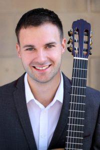 Glasgow Guitarist - Portrait