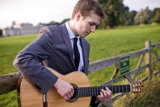 Guitarist Ed - Classical Guitar