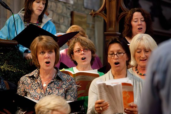 Harborough Singers - Choir