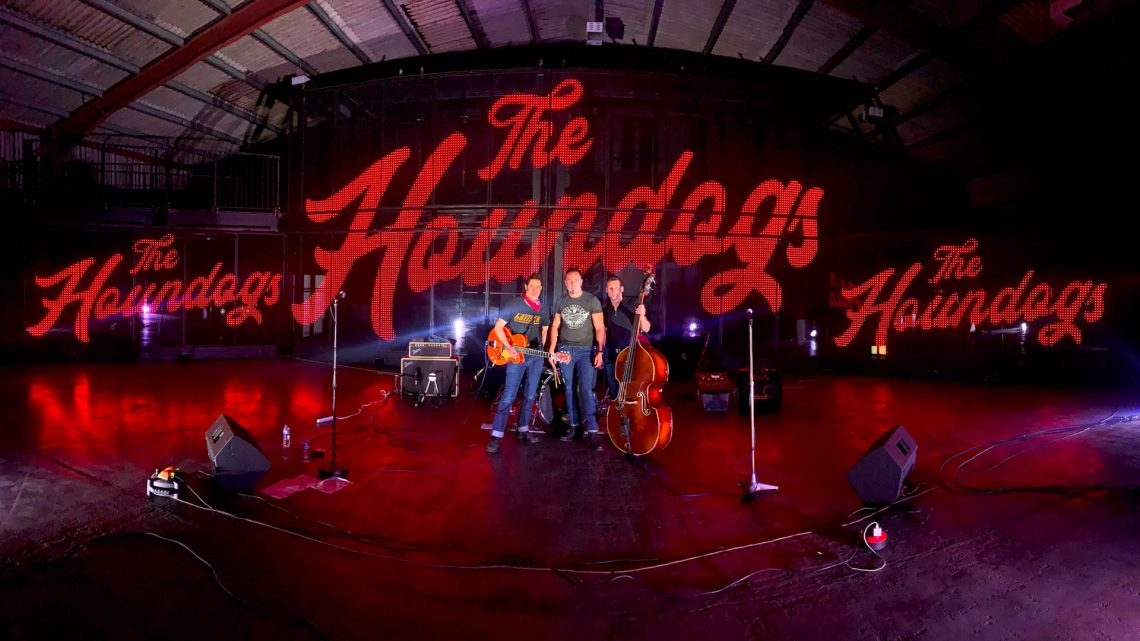 The Houndogs at Versatile Venues