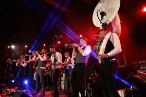 King B's Street Band