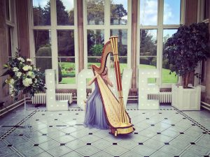 Leicester Harpist - Wedding Love Letters