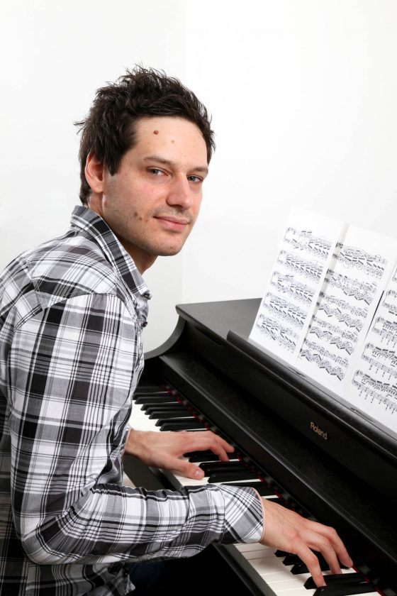 Lincolnshire Pianist