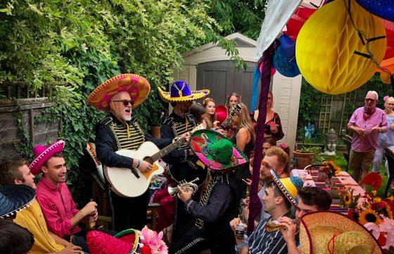 Mariachi Madness - Garden Party