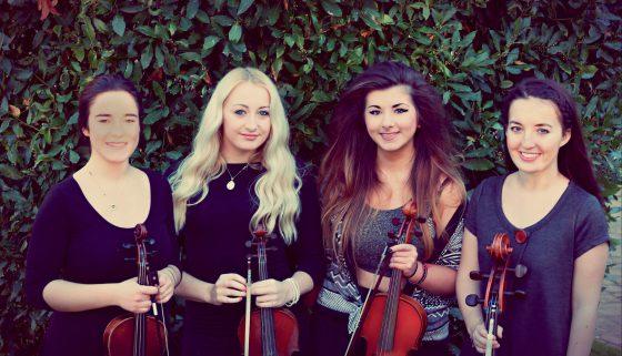 Mersey String Quartet - Liverpool