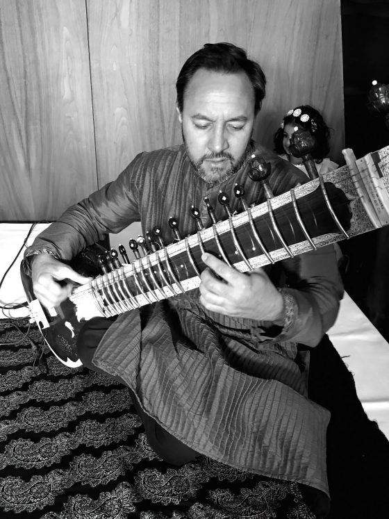 Naad Sitar player for Hire