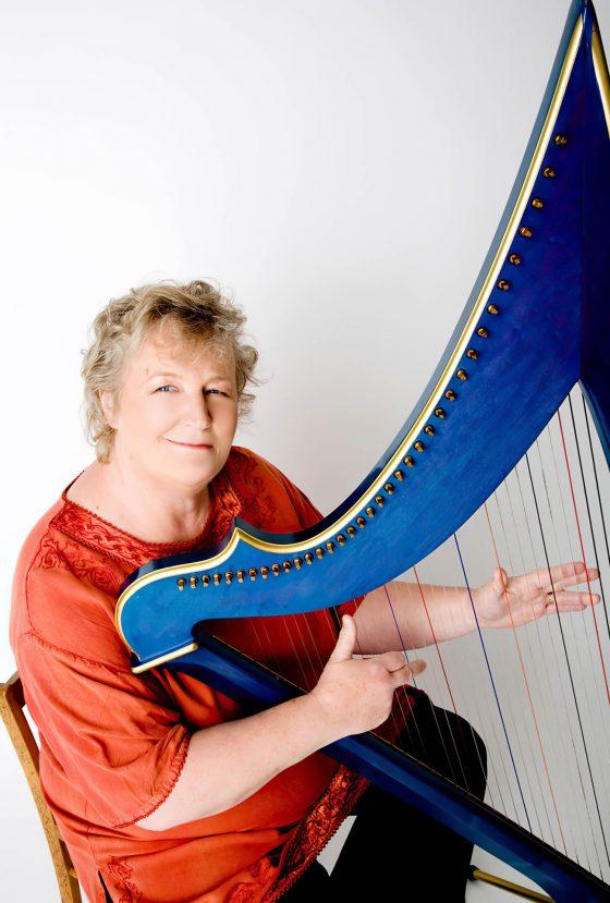 Northamptonshire Harpist