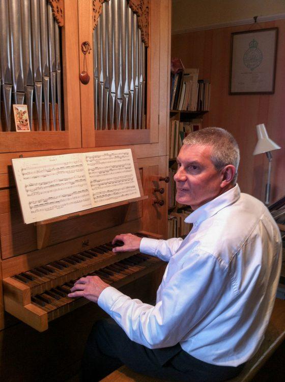 Organist Michael - Nottingham