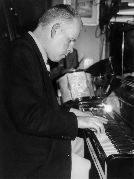 Richard Busiakiawicz - Jazz Pianist