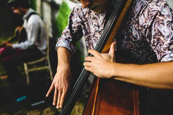 Riverside Jazz Band - Double Bass