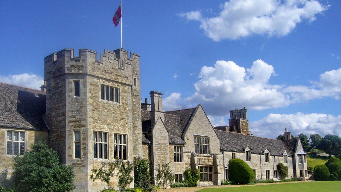 Rockingham Castle, Northamptonshire