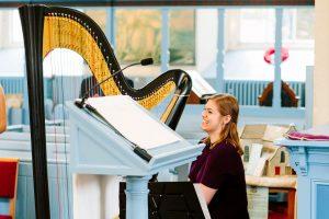 Rutland Harpist for Hire