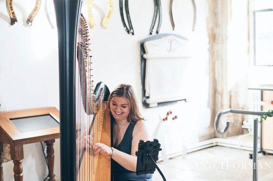 Rutland Harpist for Hire (photo Amanda Forman)