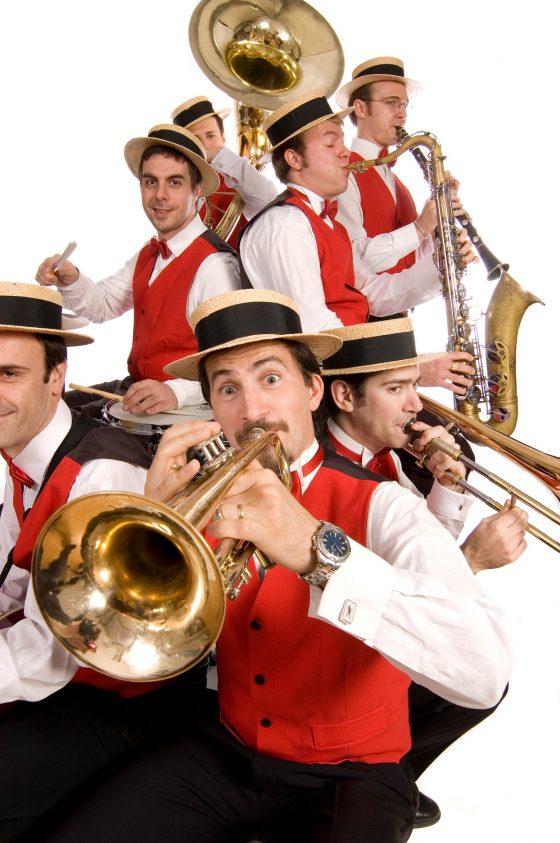 Silk City Strutters - Trad Jazz Band