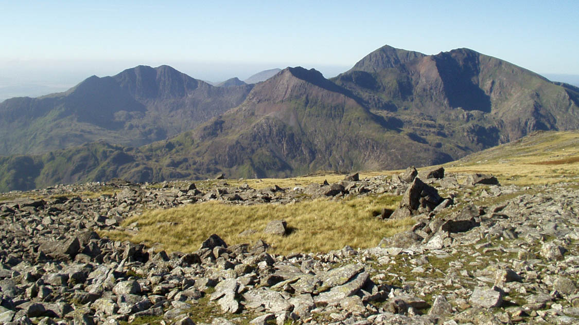 Snowden Mountain North Wales