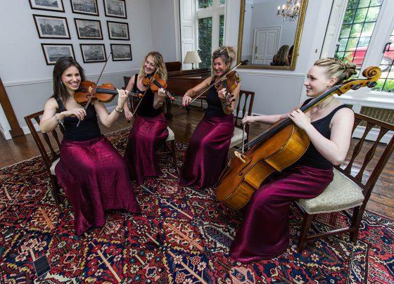 String Quartet - Indoors