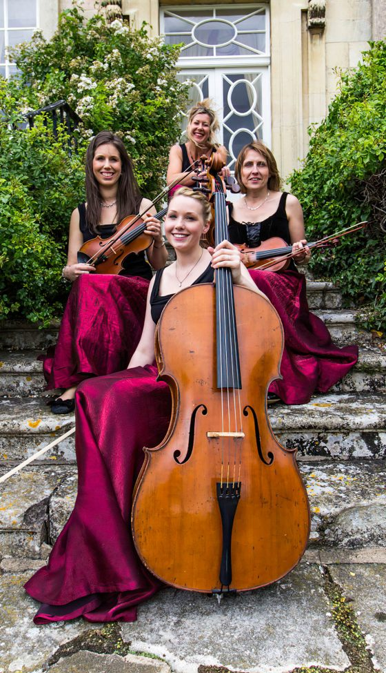 String Quartet - Steps