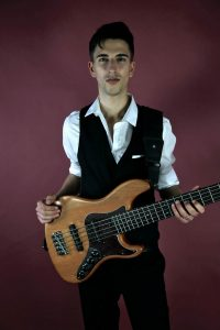 The Goodfellas Band- Bass