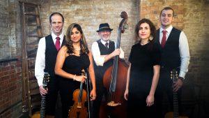 The Gypsy Swingers - Jazz Band