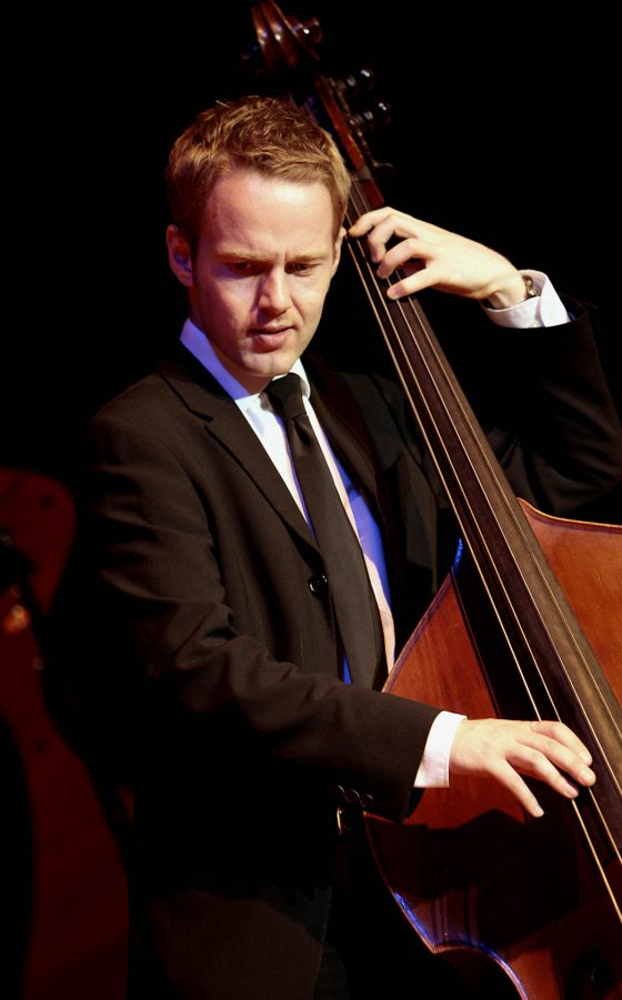 The Jazz Collective Band - Double Bass