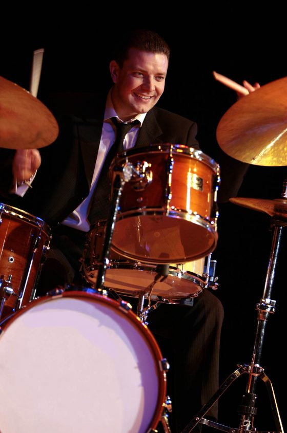 The Jazz Collective Band - Drums