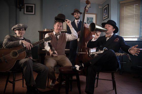 The Jazz Spatz - Vintage Jazz Band
