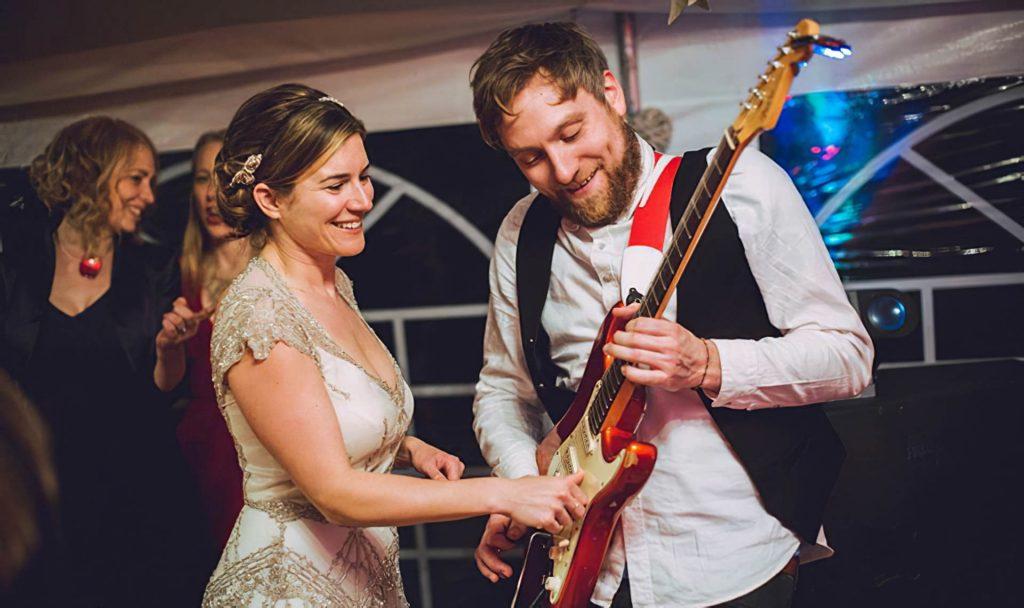 the kingsmen wedding photo