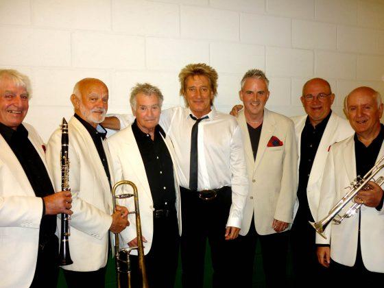 The Society Jazz Band - with Sir Rod Sewart
