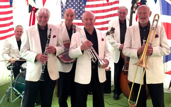 The Society Jazz Band - Trad & Dixieland Band