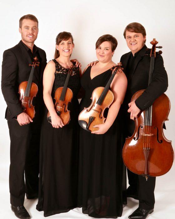 vouge string quartet
