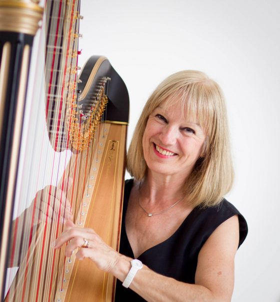 Warwick Harpist