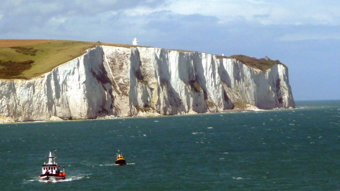 White Cliffs in Kent