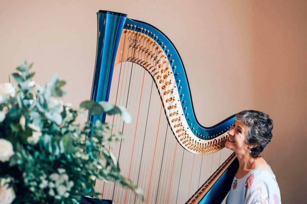 Worcestershire Harpist